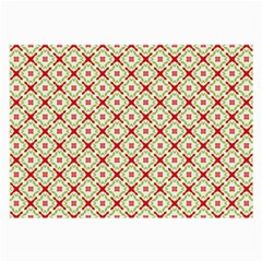 Cute Seamless Tile Pattern Gifts Large Glasses Cloth (2 Side) by creativemom