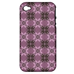 Cute Seamless Tile Pattern Gifts Apple Iphone 4/4s Hardshell Case (pc+silicone) by creativemom