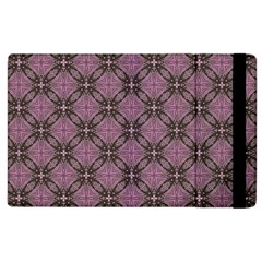 Cute Seamless Tile Pattern Gifts Apple Ipad 3/4 Flip Case by creativemom