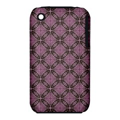 Cute Seamless Tile Pattern Gifts Apple iPhone 3G/3GS Hardshell Case (PC+Silicone) by creativemom