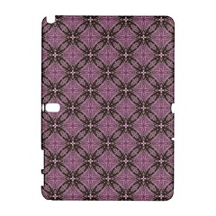 Cute Seamless Tile Pattern Gifts Samsung Galaxy Note 10 1 (p600) Hardshell Case by creativemom