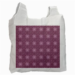 Cute Seamless Tile Pattern Gifts Recycle Bag (one Side)