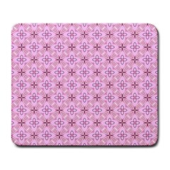 Cute Seamless Tile Pattern Gifts Large Mousepads by creativemom