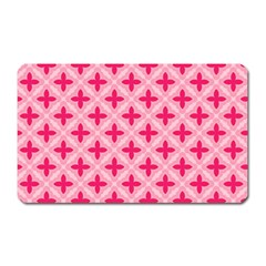 Cute Seamless Tile Pattern Gifts Magnet (Rectangular) by creativemom