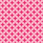 Cute Seamless Tile Pattern Gifts SORRY 3D Greeting Card (8x4)  Inside