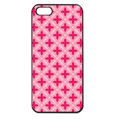 Cute Seamless Tile Pattern Gifts Apple Iphone 5 Seamless Case (black) by creativemom