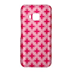 Cute Seamless Tile Pattern Gifts HTC One M9 Hardshell Case by creativemom