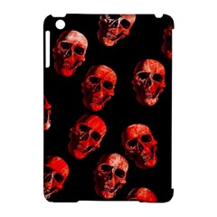 Skulls Red Apple Ipad Mini Hardshell Case (compatible With Smart Cover) by ImpressiveMoments