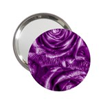 Gorgeous Roses,purple  2.25  Handbag Mirrors
