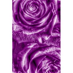 Gorgeous Roses,purple  5 5  X 8 5  Notebooks by MoreColorsinLife