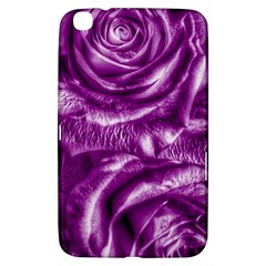 Gorgeous Roses,purple  Samsung Galaxy Tab 3 (8 ) T3100 Hardshell Case