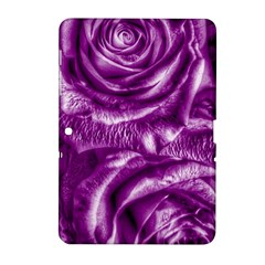 Gorgeous Roses,purple  Samsung Galaxy Tab 2 (10 1 ) P5100 Hardshell Case