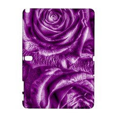 Gorgeous Roses,purple  Samsung Galaxy Note 10 1 (p600) Hardshell Case