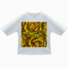 Gorgeous Roses, Yellow  Infant/toddler T Shirts