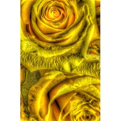 Gorgeous Roses, Yellow  5 5  X 8 5  Notebooks