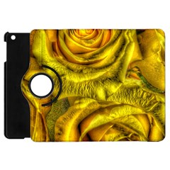 Gorgeous Roses, Yellow  Apple Ipad Mini Flip 360 Case