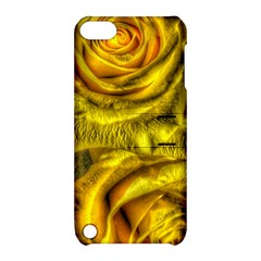 Gorgeous Roses, Yellow  Apple Ipod Touch 5 Hardshell Case With Stand