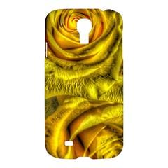 Gorgeous Roses, Yellow  Samsung Galaxy S4 I9500/i9505 Hardshell Case