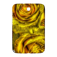Gorgeous Roses, Yellow  Samsung Galaxy Note 8 0 N5100 Hardshell Case