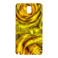 Gorgeous Roses, Yellow  Samsung Galaxy Note 3 N9005 Hardshell Back Case