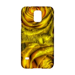 Gorgeous Roses, Yellow  Samsung Galaxy S5 Hardshell Case