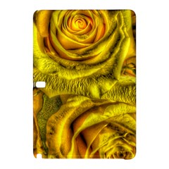 Gorgeous Roses, Yellow  Samsung Galaxy Tab Pro 10 1 Hardshell Case