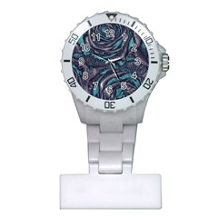 Gorgeous Roses, Aqua Nurses Watches