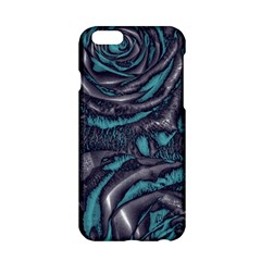 Gorgeous Roses, Aqua Apple Iphone 6/6s Hardshell Case