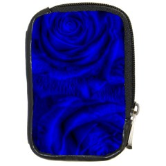 Gorgeous Roses,deep Blue Compact Camera Cases