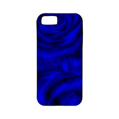 Gorgeous Roses,deep Blue Apple Iphone 5 Classic Hardshell Case (pc+silicone)