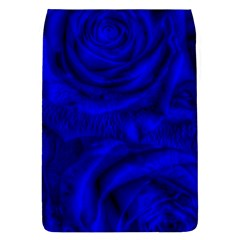 Gorgeous Roses,deep Blue Flap Covers (l)