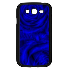 Gorgeous Roses,deep Blue Samsung Galaxy Grand Duos I9082 Case (black)