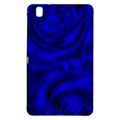 Gorgeous Roses,deep Blue Samsung Galaxy Tab Pro 8 4 Hardshell Case