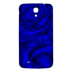 Gorgeous Roses,deep Blue Samsung Galaxy Mega I9200 Hardshell Back Case