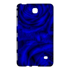 Gorgeous Roses,deep Blue Samsung Galaxy Tab 4 (7 ) Hardshell Case
