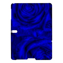 Gorgeous Roses,deep Blue Samsung Galaxy Tab S (10 5 ) Hardshell Case