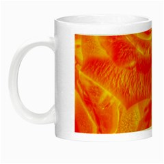 Gorgeous Roses, Orange Night Luminous Mugs