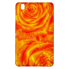 Gorgeous Roses, Orange Samsung Galaxy Tab Pro 8 4 Hardshell Case