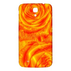 Gorgeous Roses, Orange Samsung Galaxy Mega I9200 Hardshell Back Case