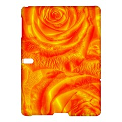 Gorgeous Roses, Orange Samsung Galaxy Tab S (10 5 ) Hardshell Case