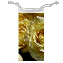Yellow Roses Jewelry Bags
