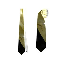 Yellow Roses Neckties (two Side)