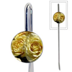 Yellow Roses Book Mark