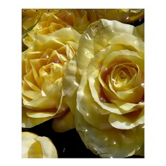 Yellow Roses Shower Curtain 60  X 72  (medium)