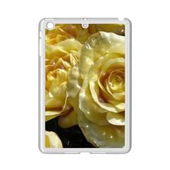 Yellow Roses Ipad Mini 2 Enamel Coated Cases by MoreColorsinLife