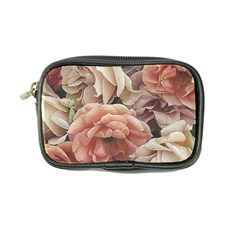 Great Garden Roses, Vintage Look  Coin Purse by MoreColorsinLife