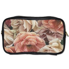 Great Garden Roses, Vintage Look  Toiletries Bags