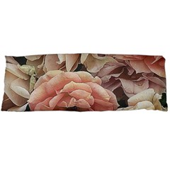Great Garden Roses, Vintage Look  Body Pillow Cases (dakimakura)