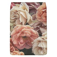 Great Garden Roses, Vintage Look  Flap Covers (l)