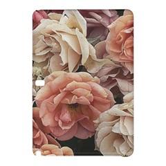 Great Garden Roses, Vintage Look  Samsung Galaxy Tab Pro 10 1 Hardshell Case